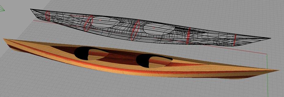 cmamyc.com | Free stitch and glue kayak plans